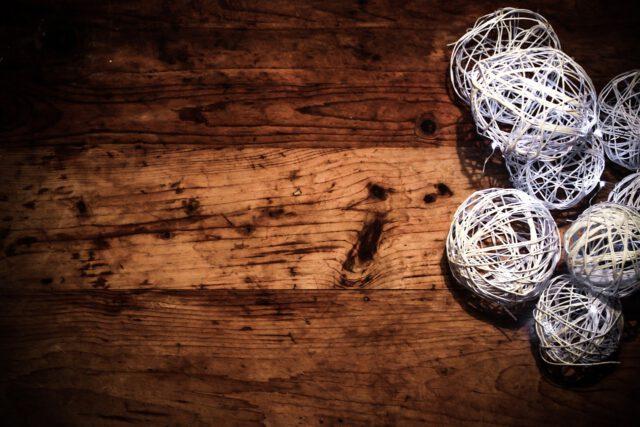 Tekstylia pasujące do stylu rustykalnego